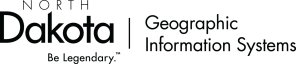 North Dakota Geographic Information Systems Logo